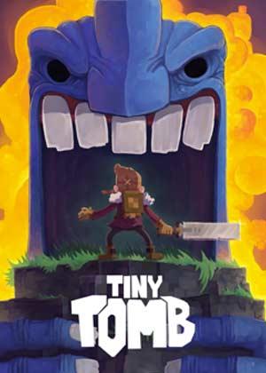 Tiny Tomb Dungeon Explorer copertina del gioco
