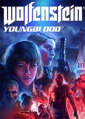 locandina del gioco Wolfenstein: Youngblood