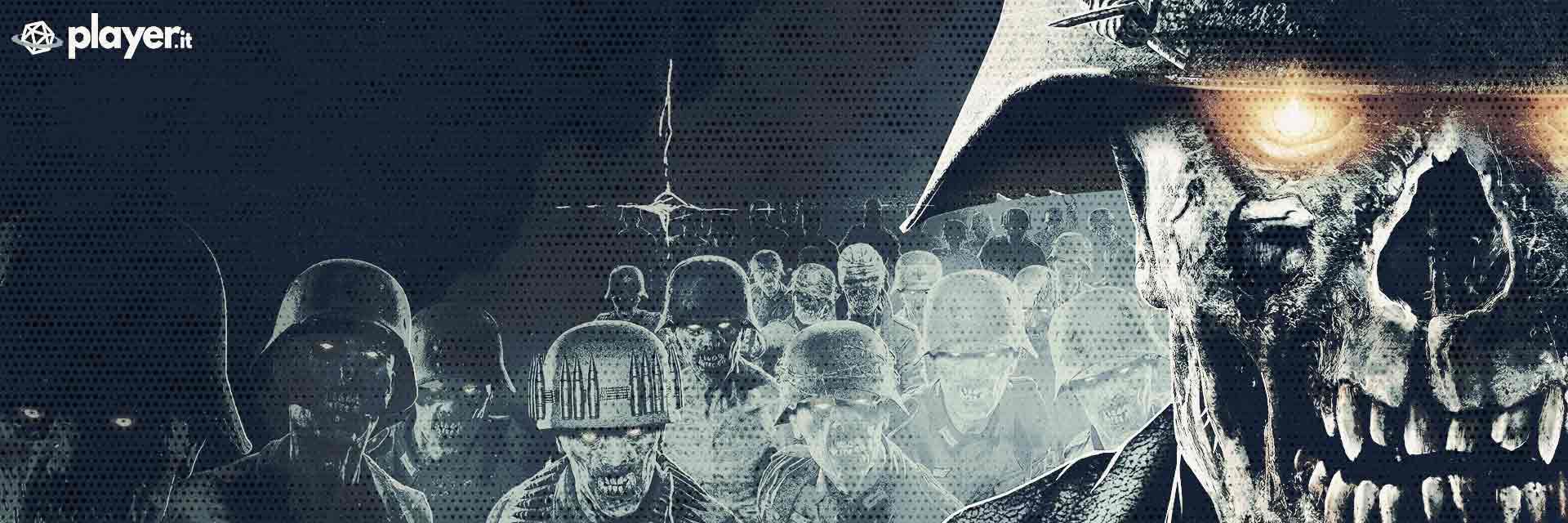 Zombie Army 4 Dead War wallpaper in hd