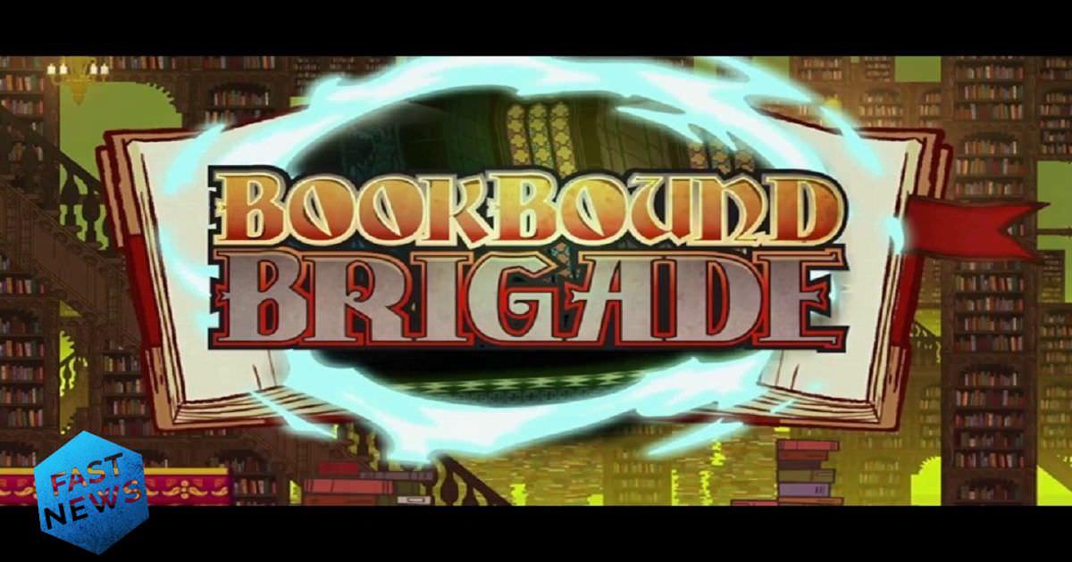 bookbound brigade è un metroidvania letterario