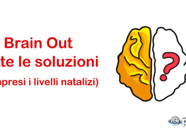 La soluzione con le risposte a tutti i livelli di Brain Out