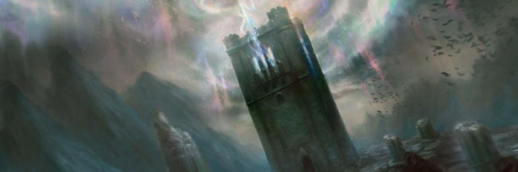 Torre di Comando, una terra giocatissima nel formato Commander