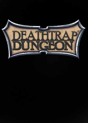 locandina del gioco Deathtrap Dungeon: The interactive video adventure
