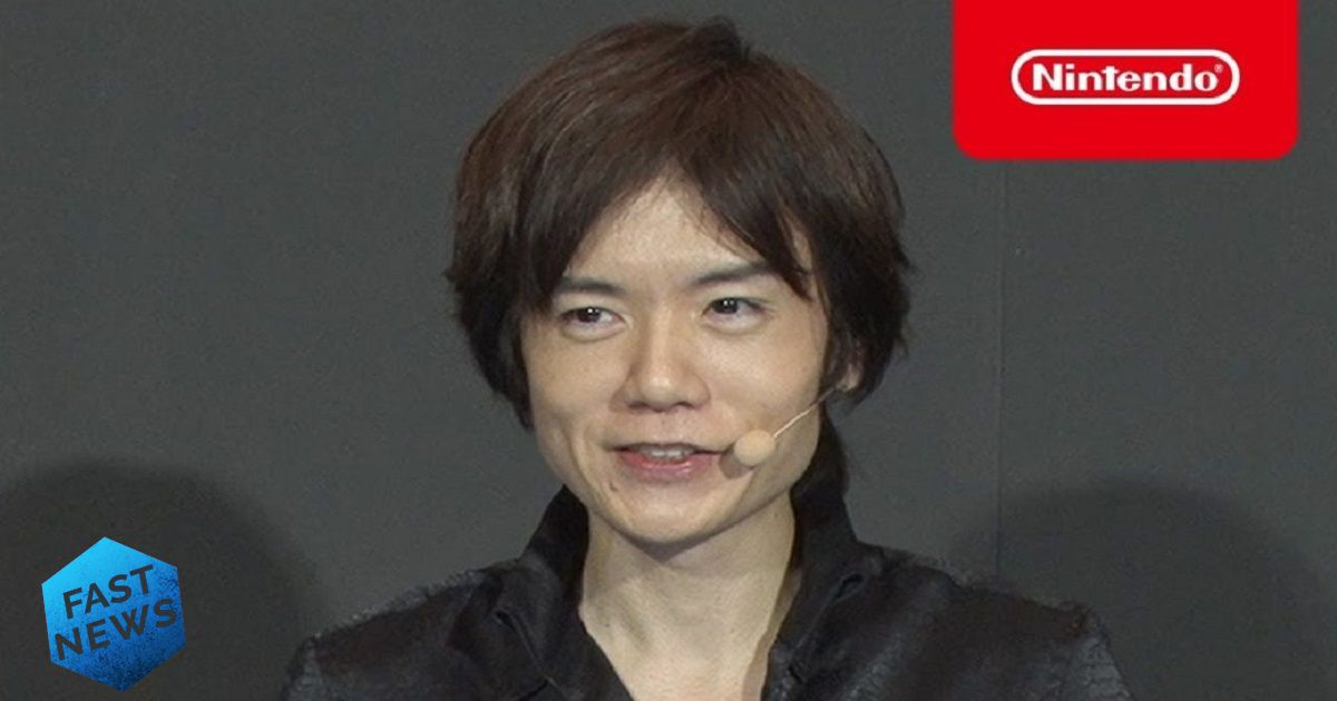 masahiro sakurai ha giocato centinaia di giochi playstation