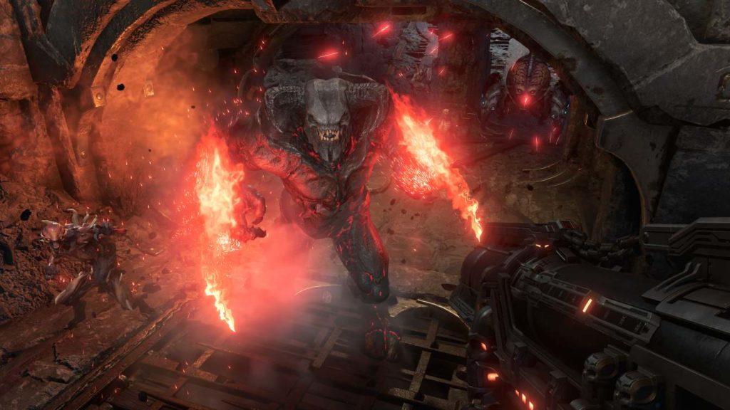 Doom Eternal barone dell'inferno