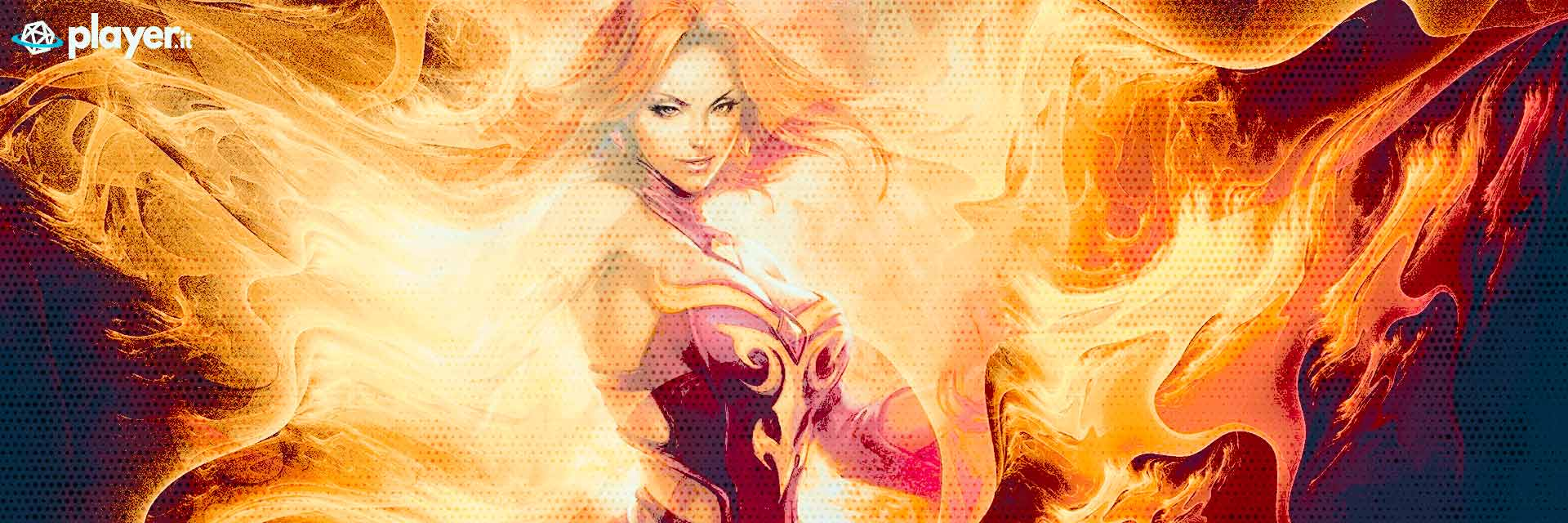 dota 2 wallpaper lina HD