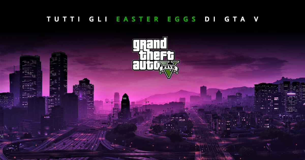 easter eggs di gta V
