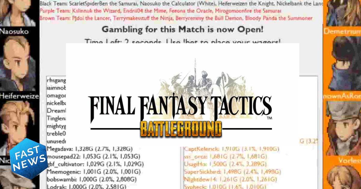 fft battleground