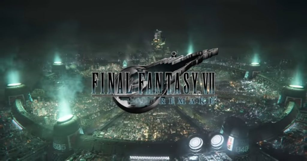 quando sarà rilasciato il remake di final fantasy VII