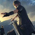 final fantasy XV mobile è un MMORPG in lavorazione