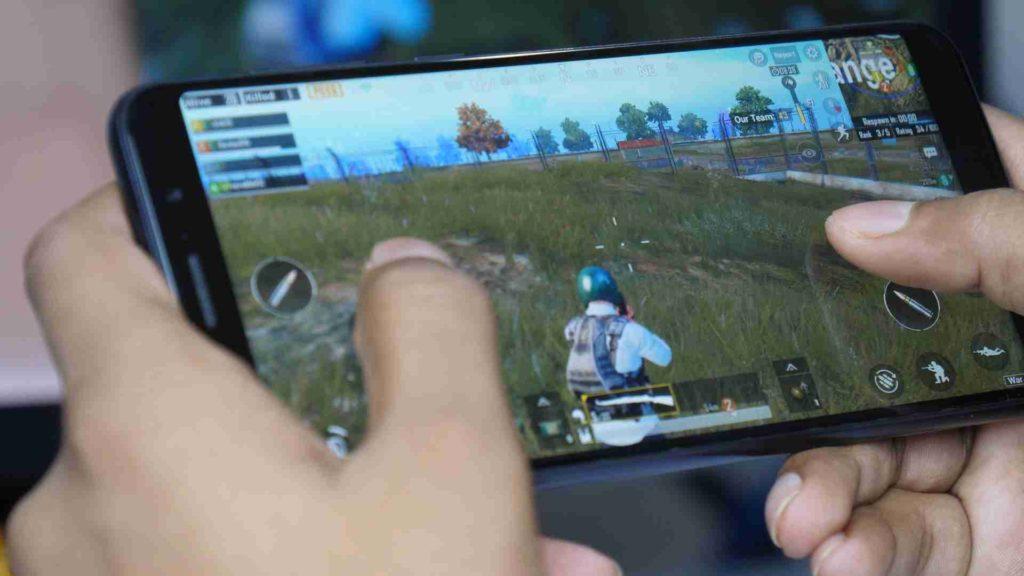pubg mobile gaming