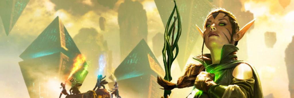 I Guardiani hanno protetto i Piani di Magic: the Gathering dalle più grandi minacce della loro epoca.
