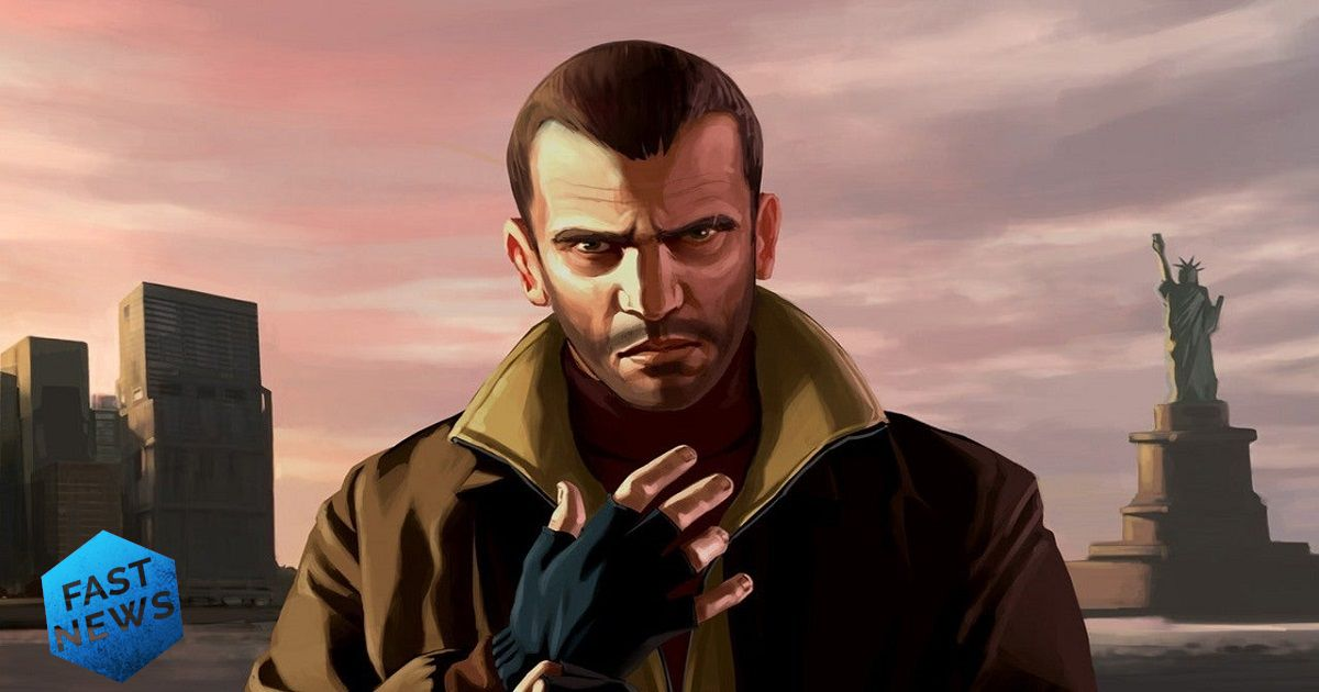rockstar non vende più GTA IV su Steam