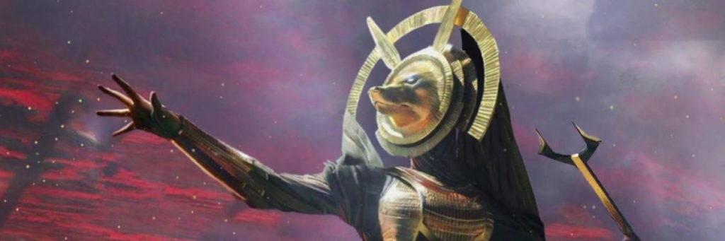 Hazoret, uno degli dèi di Amonkhet