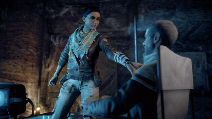 i personaggi presenti in Assassin's Creed: Ragnarok