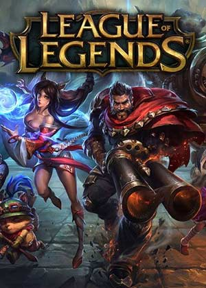 locandina del gioco League of Legends