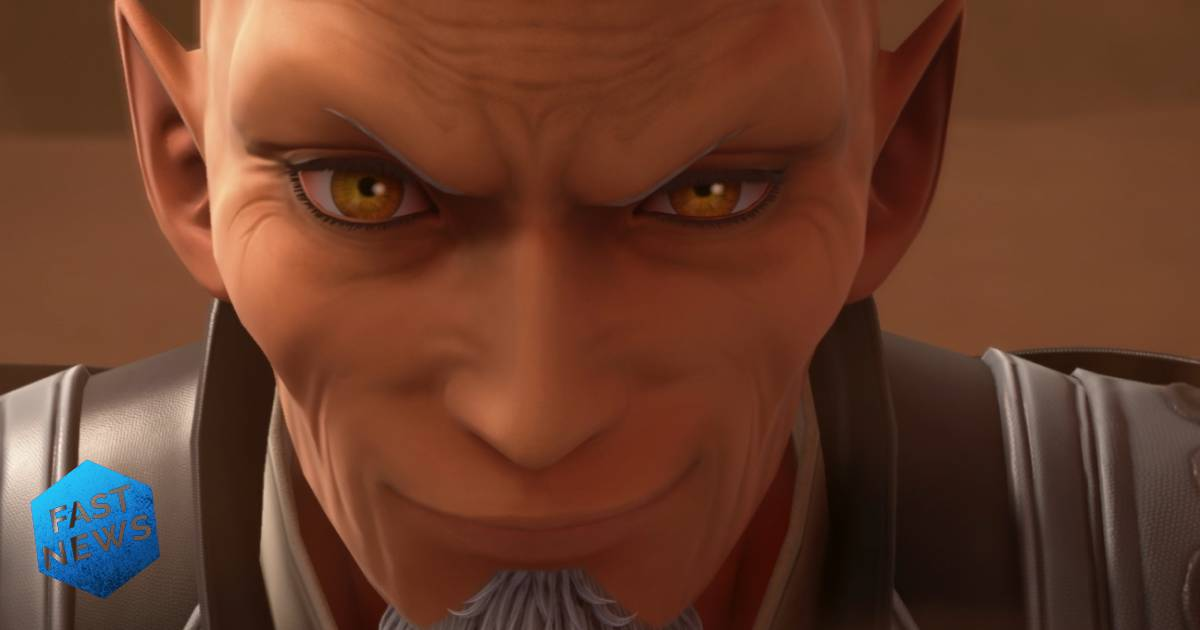 Kingdom Hearts: Dark Road, Xehanort
