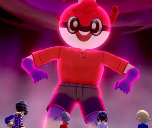 Ballino diventa un pokemon Gigamax grazie ad una mod di Spada e Scudo