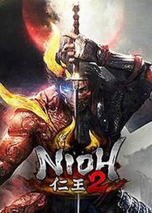nioh 2 copertina del gioco
