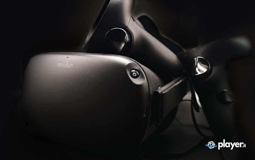 Oculus Quest Frontale