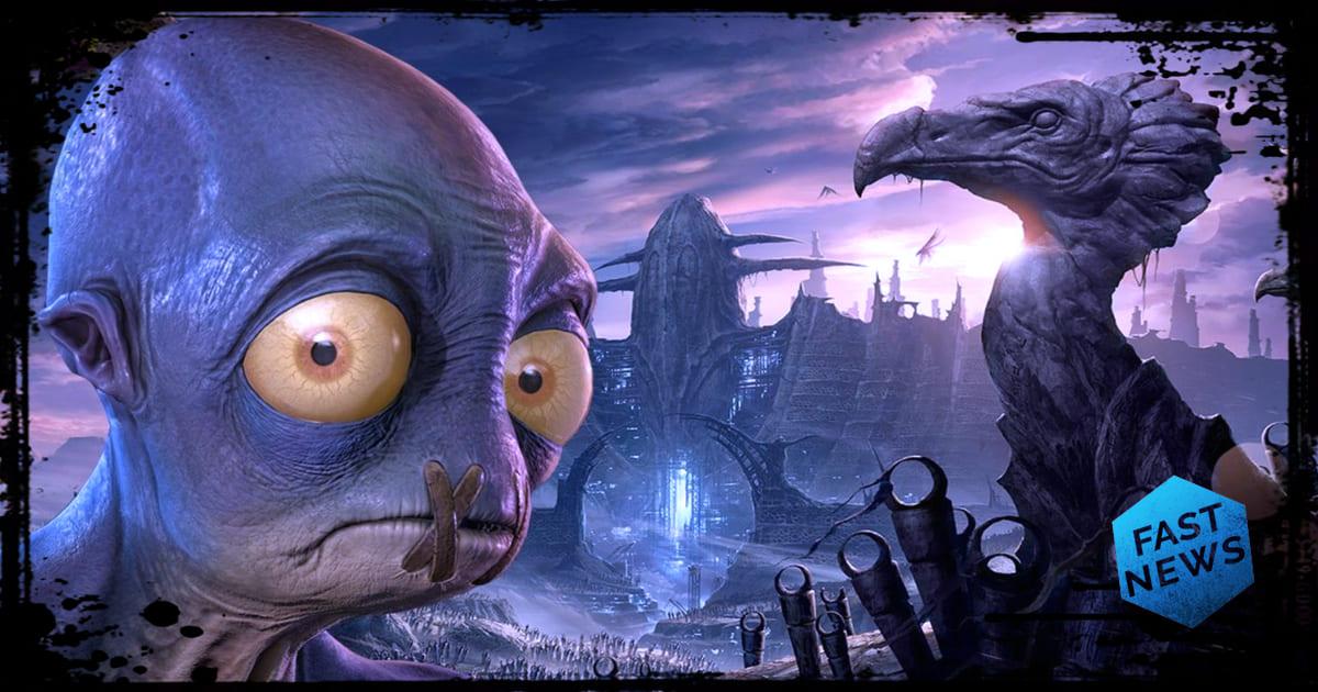 Oddworld Soulstorm, Oddworld