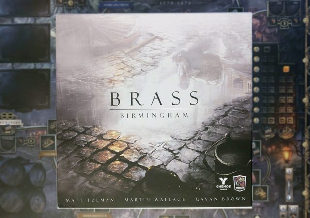 player brass birmingham copertina