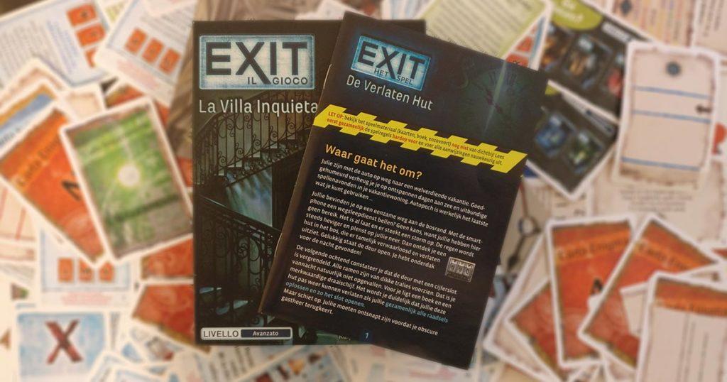 player exit il museo misterioso la villa inquietante regolamento