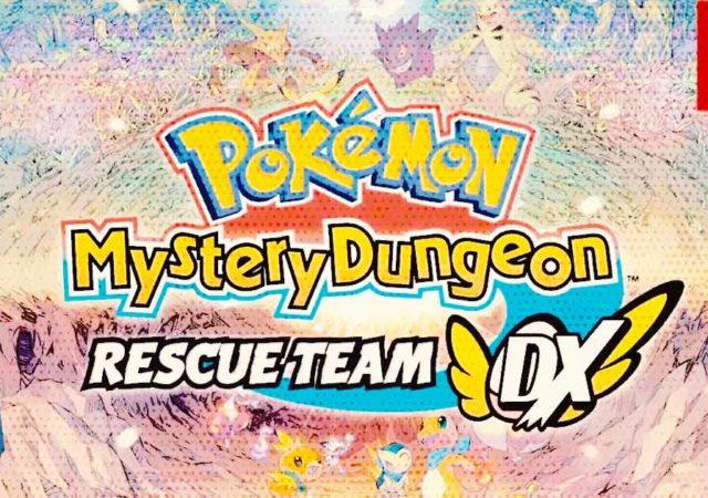 pokémon mistery dungeon dx annuncio ufficiale