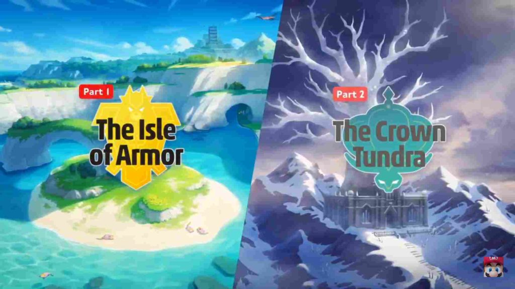 Pokémon Spada & Scudo espansioni