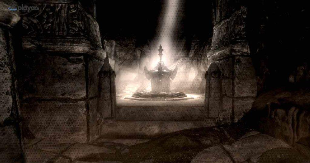 skyrim altare daedrico