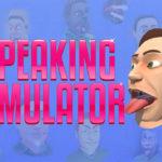 speaking simulator copertina
