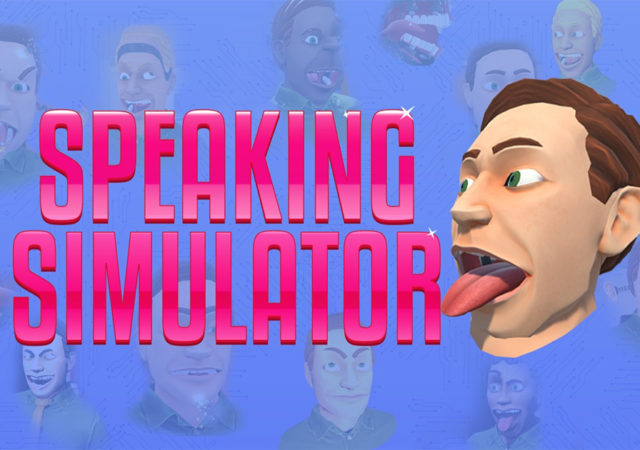 speaking simulator copertina