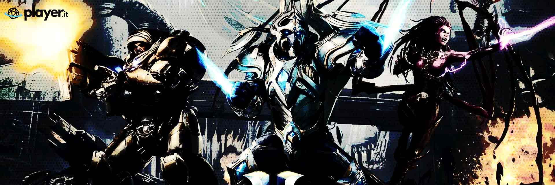 starcraft II wallpaper HD