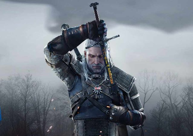 the witcher 3 cd projekt red Andrzej Sapkowski