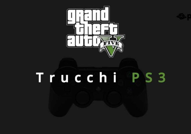 trucchi PS3 per gta 5