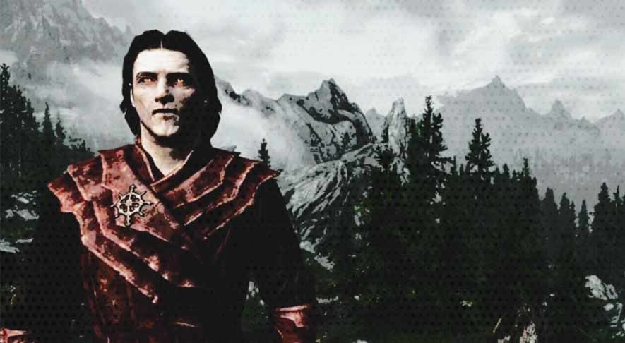 vampiro in skyrim