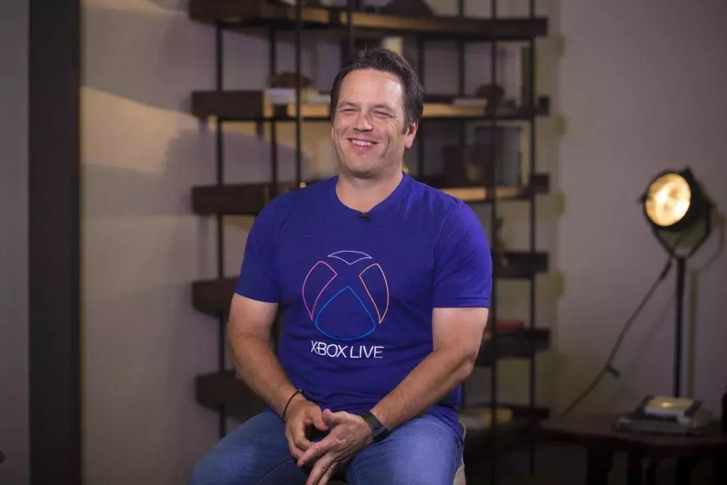 phil spencer microsoft