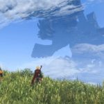 Xenoblade Chronicles, screen