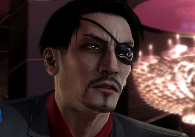 Yakuza: like a dragon,, SEGA
