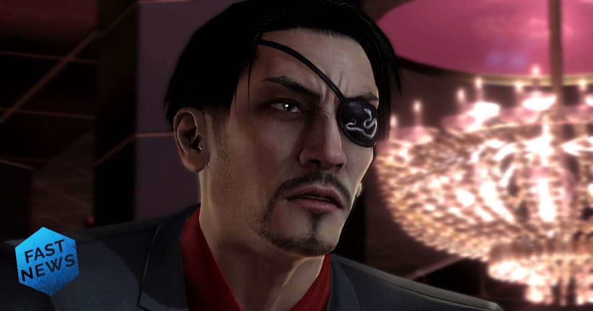 Yakuza: like a dragon,, SEGA