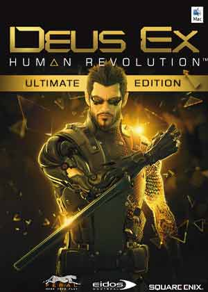 locandina del gioco Deus Ex: Human Revolution