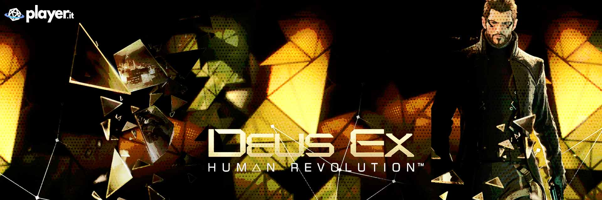 Deus Ex: Human Revolution wallpaper in hd