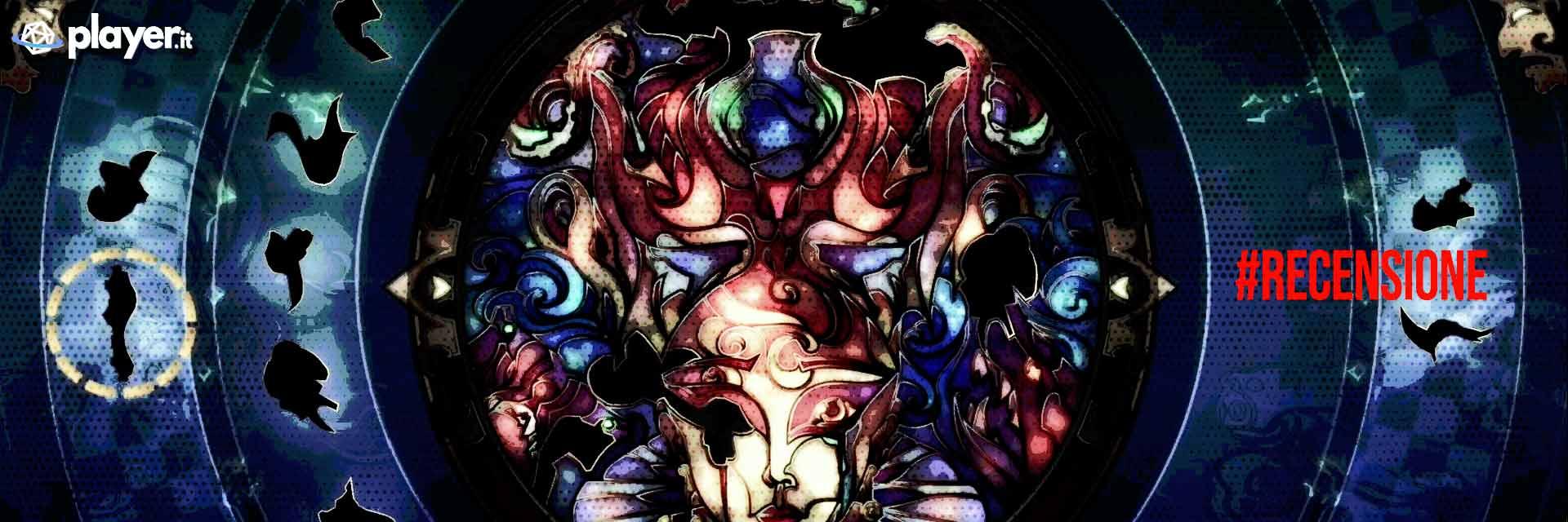 Glass Masquerade 2 recensione