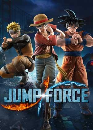 locandina del gioco Jump Force