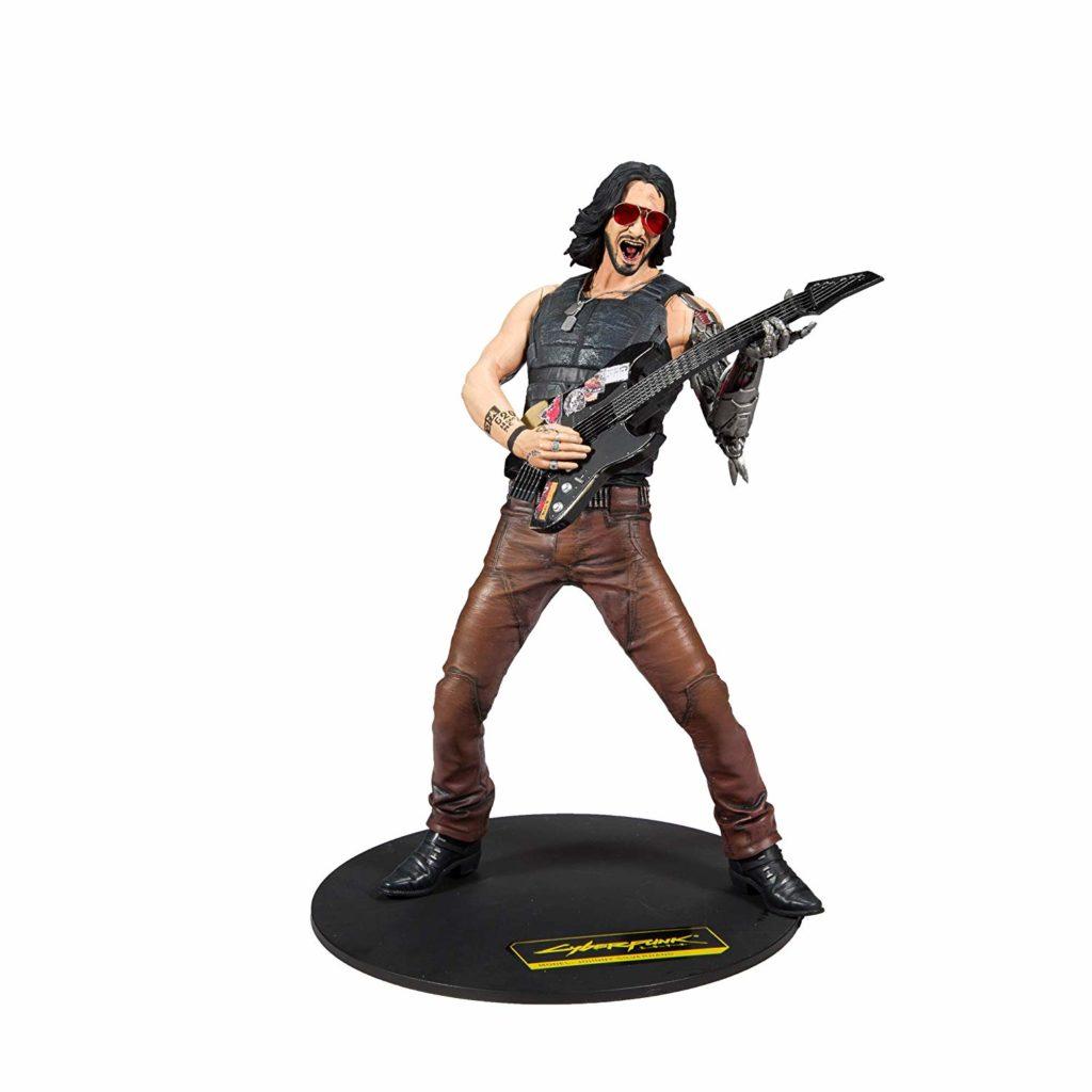 Cyberpunk 2077, Johnny Silverhand, action figure