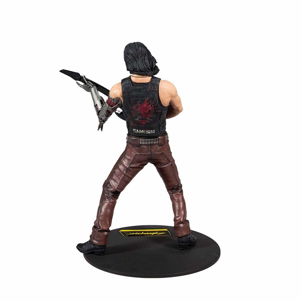 Cyberpunk 2077, Johnny Silverhand , action figure