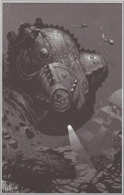 Artwork del Nautilus nanico