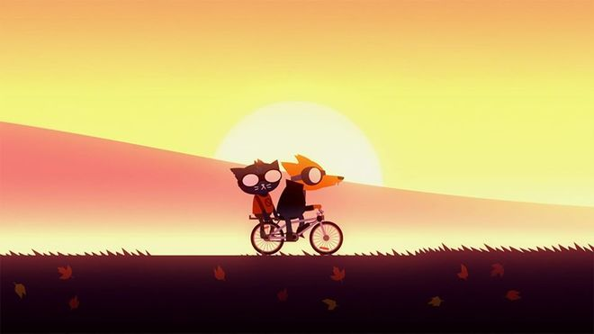 Night in the woods i protagonisti