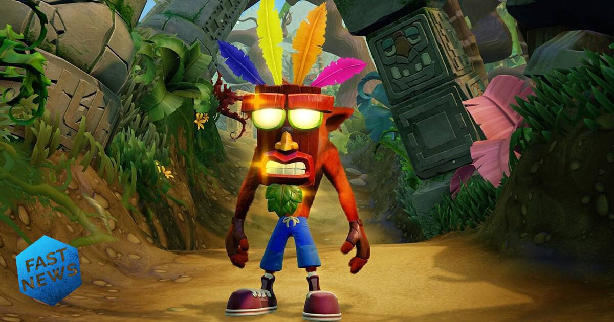 Crash Bandicoot, Crash Bandicoot Mobile