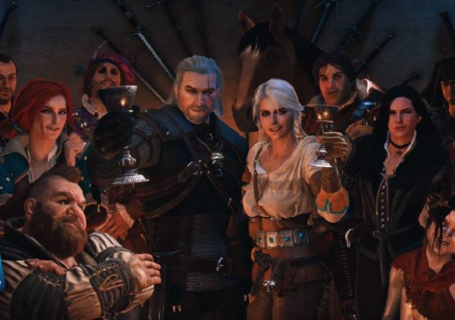 The Witcher 3, CD Projekt Red